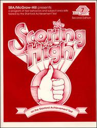 Scoring High on SAT/9, Grade 7 Student Edition