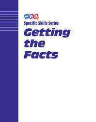 Specific Skills Series, Getting the Facts, Book A