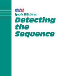 Specific Skills Series, Detecting the Sequence, Book E