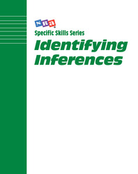 Specific Skills Series, Identifying Inferences, Book E