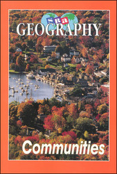 SRA Geography Communities Student Edition, Level 3