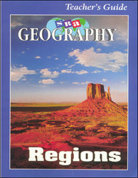 SRA Geography Regions Teacher Edition, Level 4