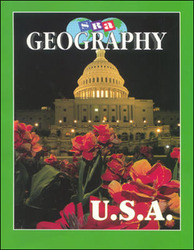 SRA Geography United States Student Edition, Level 5