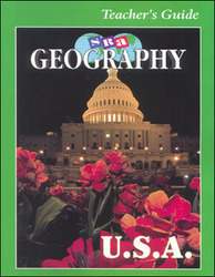 SRA Geography United States Teacher Edition, Level 5