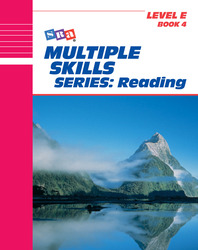 Multiple Skills Series, Level E Book 4