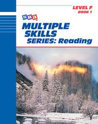 Multiple Skills Series, Level F Book 1
