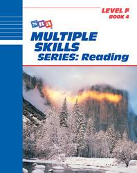Multiple Skills Series, Level F Book 4