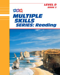Multiple Skills Series, Level D Book 3