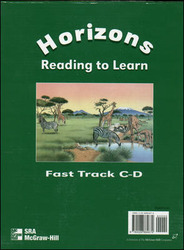 Horizons Fast Track C-D, Teacher Materials