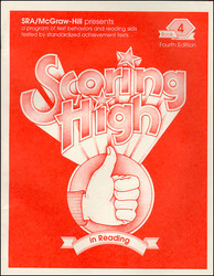 Scoring High in Reading 4th Edition Grade 4 Student Edition