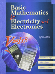 Workbook for Basic Mathematics for Electricity And Electronics