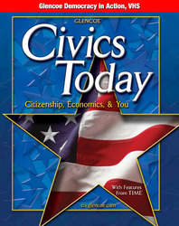 Civics Today: Citizenship, Economics, & You, Glencoe Democracy in Action, VHS