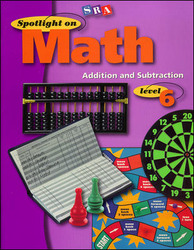 Spotlight on Math, Addition and Subtraction Workbook (Pkg. of 10)