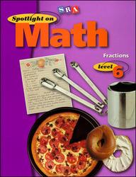 Spotlight on Math, Fractions Workbook, Grade 6 (Pkg. of 10)