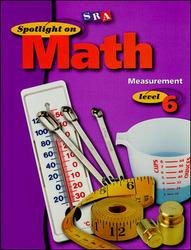 Spotlight on Math, Measurement Workbook, Grade 6 (Pkg. of 10)