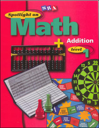 Spotlight on Math, Addition Workbook, Grade 1 (Pkg. of 10)