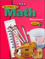 Spotlight on Math, Measurement Workbook, Grade 1 (Pkg. of 10)