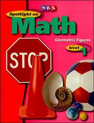 Spotlight on Math, Geometric Figures Workbook, Grade 1 (Pkg. of 10)