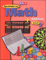 Spotlight on Math, Addition Workbook, Grade 2 (Pkg. of 10)