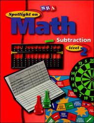 Spotlight on Math, Subtraction Workbook, Grade 2 (Pkg. of 10)