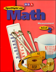 Spotlight on Math, Measurement Workbook, Grade 2 (Pkg. of 10)