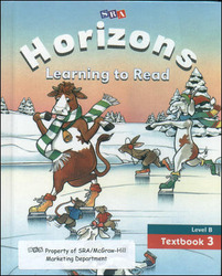 Horizons Level B, Student Textbook 3