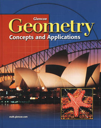 Geometry: Concepts and Applications, Student Edition