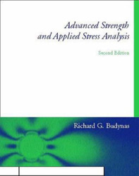 Advanced Strength and Applied Stress Analysis
