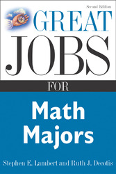 Great Jobs for Math Majors, Second ed.