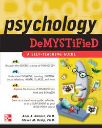 Psychology Demystified