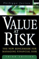 Value at Risk, 3rd Ed.