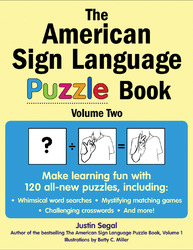 The American Sign Language Puzzle Book Volume 2