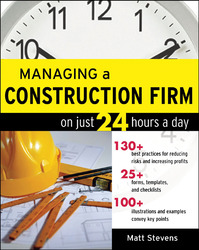 Managing a Construction Firm on Just 24 Hours a Day
