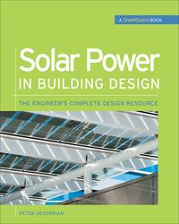 Solar Power in Building Design (GreenSource)