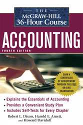 The McGraw-Hill 36-Hour Accounting Course, 4th Ed