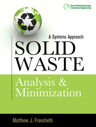 Solid Waste Analysis and Minimization: A Systems Approach