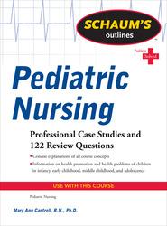 Schaum's Outline of Pediatric Nursing