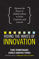 Riding the Waves of Innovation: Harness the Power of Global Culture to Drive Creativity and Growth