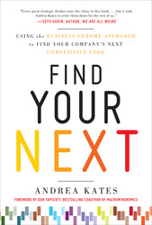 Find Your Next:  Using the Business Genome Approach to Find Your Company's Next Competitive Edge