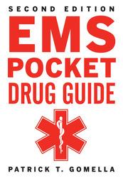 EMS Pocket Drug Guide 2/E