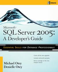 Microsoft SQL Server 2005 Developer's Guide