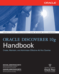 Oracle Discoverer 10g Handbook
