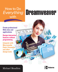 How to Do Everything with Dreamweaver