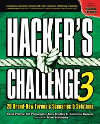 Hacker's Challenge 3