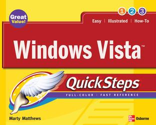 Windows Vista QuickSteps