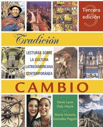 Tradición y cambio: Lecturas sobre la cultura latinoamericana contemporánea