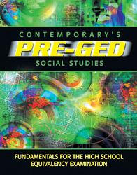 Pre-GED Satellite Book: Social Studies