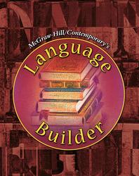 Language Builder, Intermediate 1
