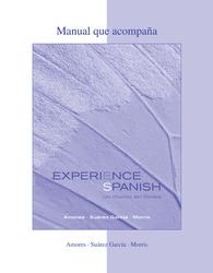 WBLM to accompany Experience Spanish