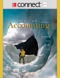 Connect Online Access for Survey of Accounting